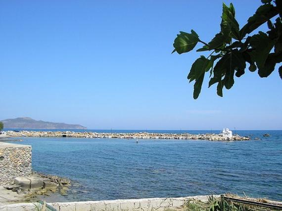 'Kalamaki view' - Chania